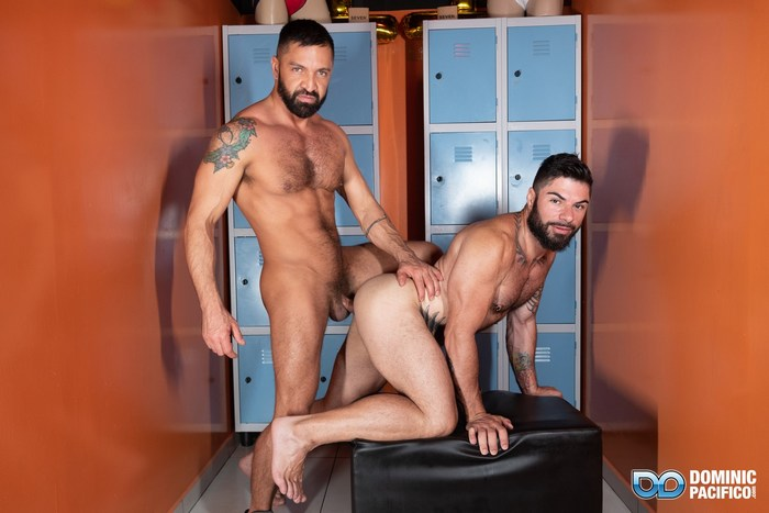 Fabio Floriano Gay Porn Dominic Pacifico