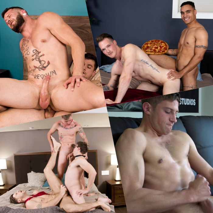 Gay Porn Johnny Hill Roman Todd Will Braun Anthony Moore