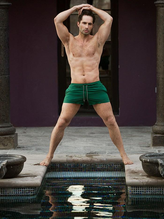 Michael Lucas Gay Porn Star Shirtless