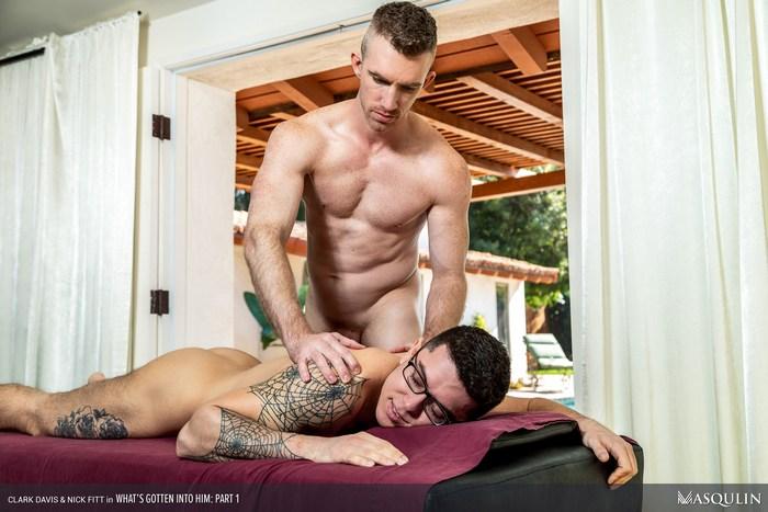 Nick Fitt Gay Porn Clark Davis