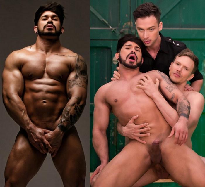Pietro Duarte Gay Porn Muscle Bottom Damon Heart Ethan Chase