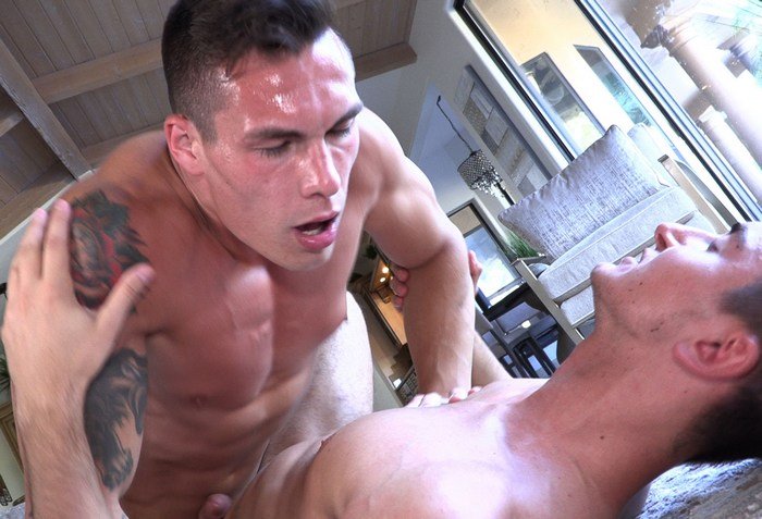 Travis Youth Gay Porn Muscle Hunk Fuck Oliver Tyme