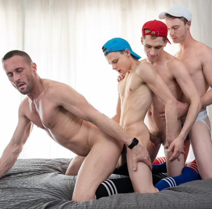 Myles Landon Bottom Gay Porn Austin Young Cole Blue Marcus Ryan TwinkTop