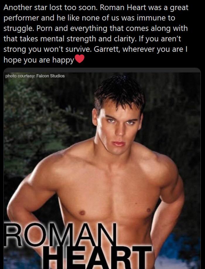 Roman Heart Die Pass Away Trent Atkins