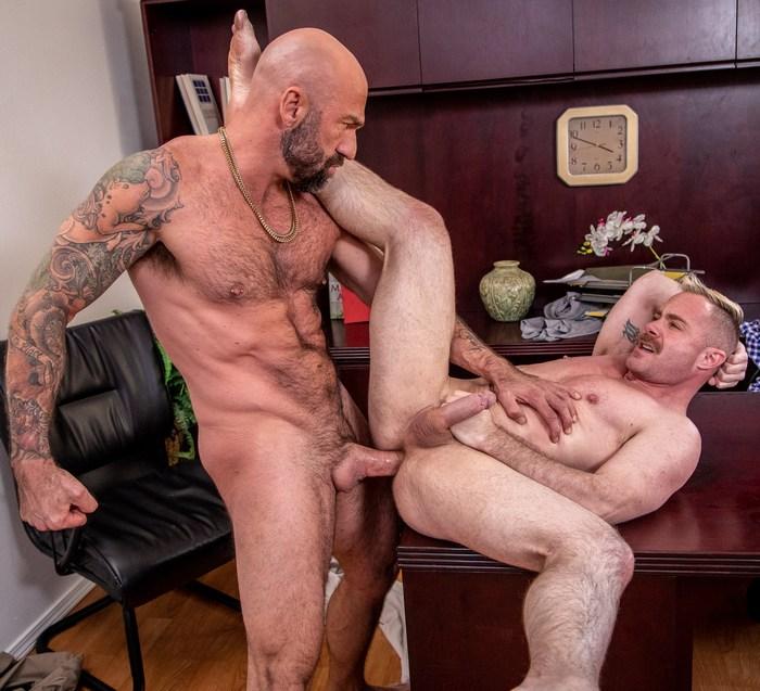 Trent Atkins Gay Porn Drew Sebastian Daddy Sex