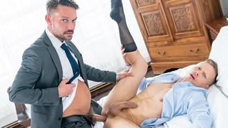 Gay Porn Dale Kuda Fucks Ethan Chase
