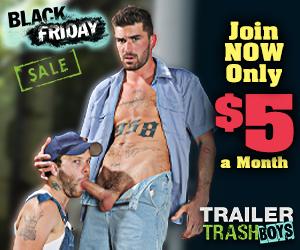 Gay Porn Trailer Trash Boys Black Friday