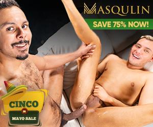 Masqulin Gay Porn CincoDeMayo